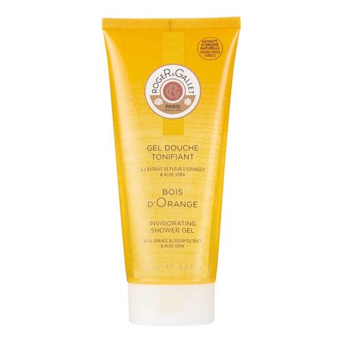 Buy online bois d 39 39 orange gel douche tonifiant of roger gallet - Rangement gel douche ...