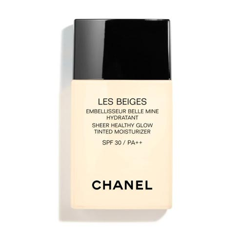 380f47e17 Buy online Les Beiges Sheer Healthy Glow Moisturize of Chanel at ...