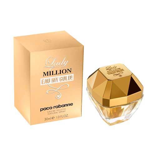 42063d791 Comprar Lady Million Eau My Gold - EDT da Paco Rabanne online na ...