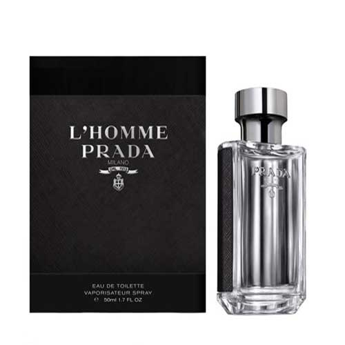 b73f337d0 Buy online L'Homme Prada EDT of Prada at Loja Glamourosa - Australia
