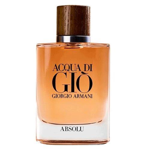 8140b697d25 Buy online Acqua di Gio Absolu of Giorgio Armani at Loja Glamourosa ...