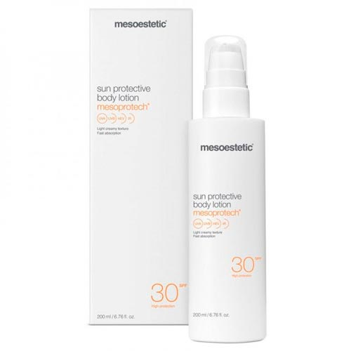 73510ab1c Buy online Mesoprotech Sun Protective Body Lotion of Mesoestetic at ...