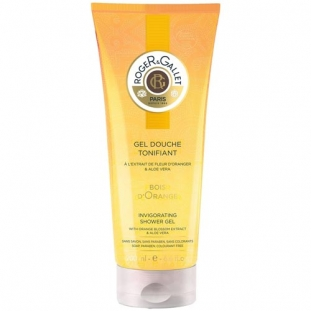 Bois d''Orange Gel Douche Tonifiant