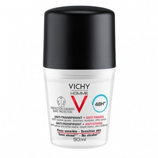 Vichy Homme Deo Roll-on Anti-tâches