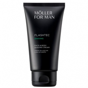 Flashtec Face and Body Shaving Cream