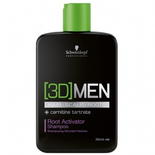 [3D]MEN Root Activator Shampoo