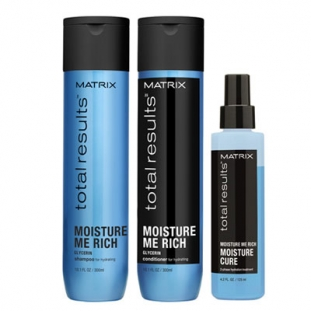 Total Results - Moisture Me Rich