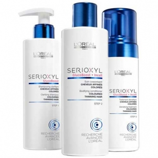 SERIOXYL Kit 2 Coloured Thinning Hair
