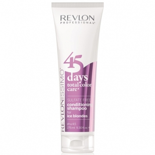45 Days Conditioning Shampoo Ice Blondes