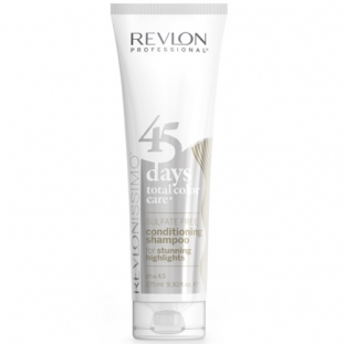 45 Days Conditioning Shampoo Highlights