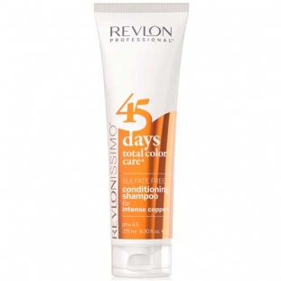 45 Days Conditioning Shampoo Int Coppers