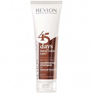 45 Days Conditioning Shampoo Brunettes
