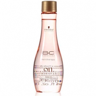 Oil Miracle Rose Hair & Scalp Treatment