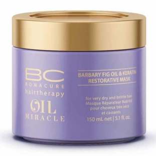 Oil Miracle Barbary Fig Oil&Karatin Mask