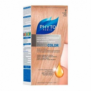 Phytocolor Coloration Permanente 9