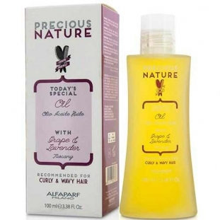PN Light Oil for Curly/Wavy Hair