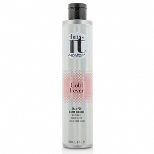 Thats It Gold Fever Shampoo