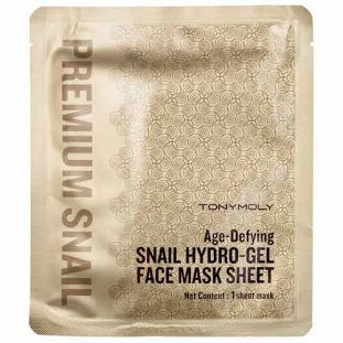 Age-Defying Snail Hydro-Gel Mask Sheet