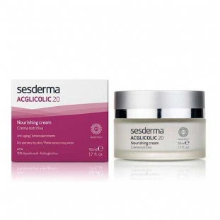 Acglicolic Facial Nourishing Cream