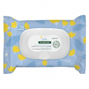 Bébé Gentle Cleansing Wipes