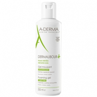 Dermalibour + Foaming Gel