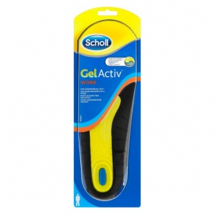GelActiv Men Work Insoles