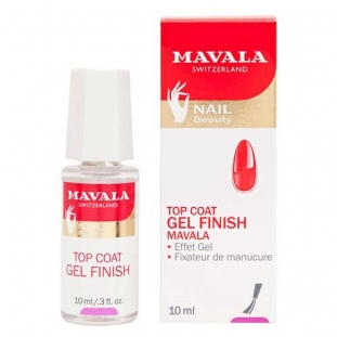 Top Coat Gel Finish