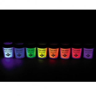 Fluo Night Black Light Pigment