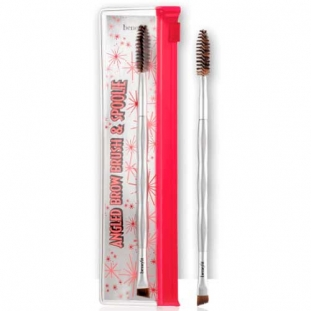 Angled Brow Brush & Spoolie - Benefit