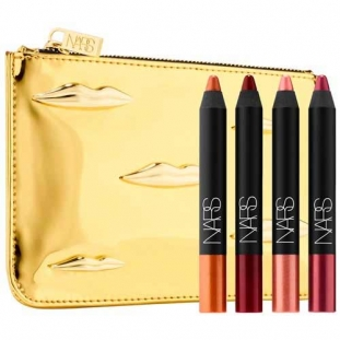 The Kiss Velvet Matte LipPencil Set