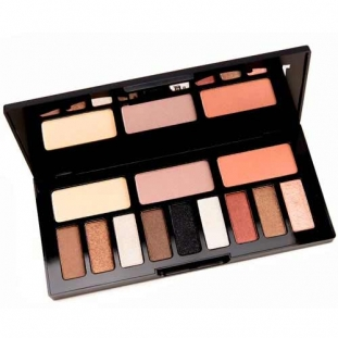 Shade + Light Glimmer Eye Palette