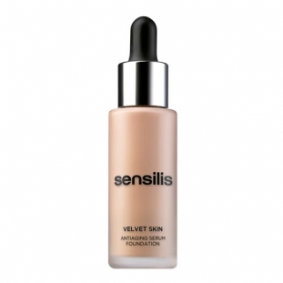 Velvet Skin Anti-aging Serum Foundation