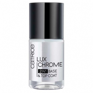 LuxChrome 2in1 Base & Top Coat