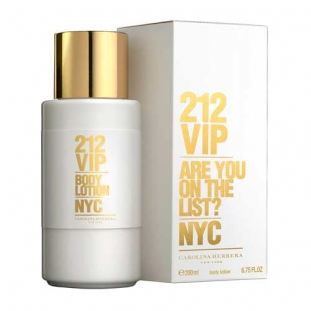 212 Vip Body Lotion