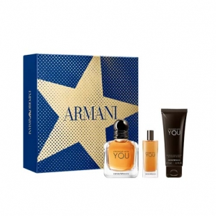 Stronger With You EDT Coffret