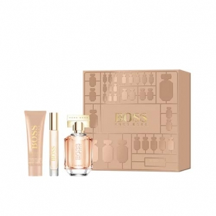 Boss The Scent For Her Coffret