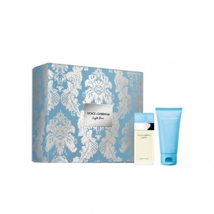 Light Blue EDT Coffret