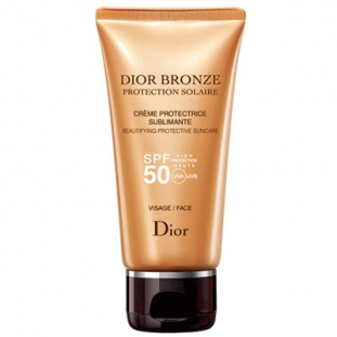 Dior Bronze Cr Prot Sublimante Visage SPF50