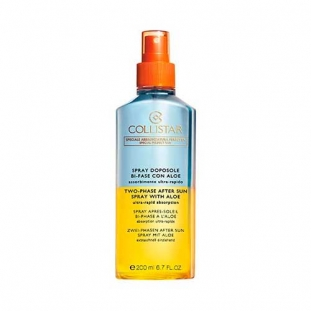 Two-Phase After-Sun Spray With Aloe