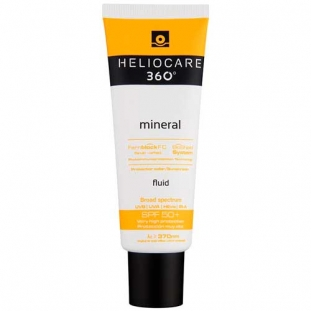 Heliocare 360 Mineral Fluid SPF50+