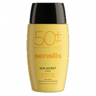 Sun Secret Face Ultra Fluid SPF50