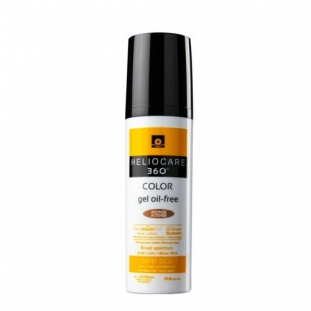 Heliocare 360º Color Gel Oil Free SPF50+