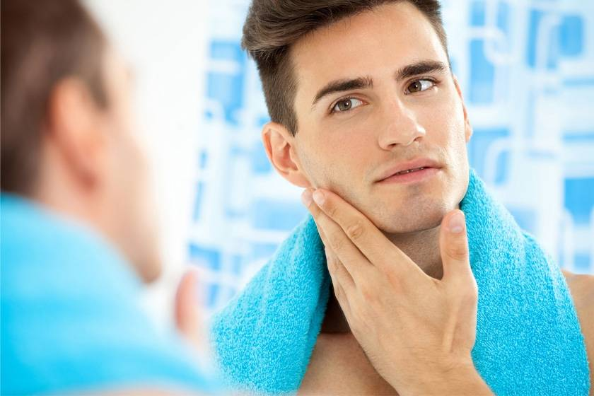 Male Skin unveiled and the perfect close shave