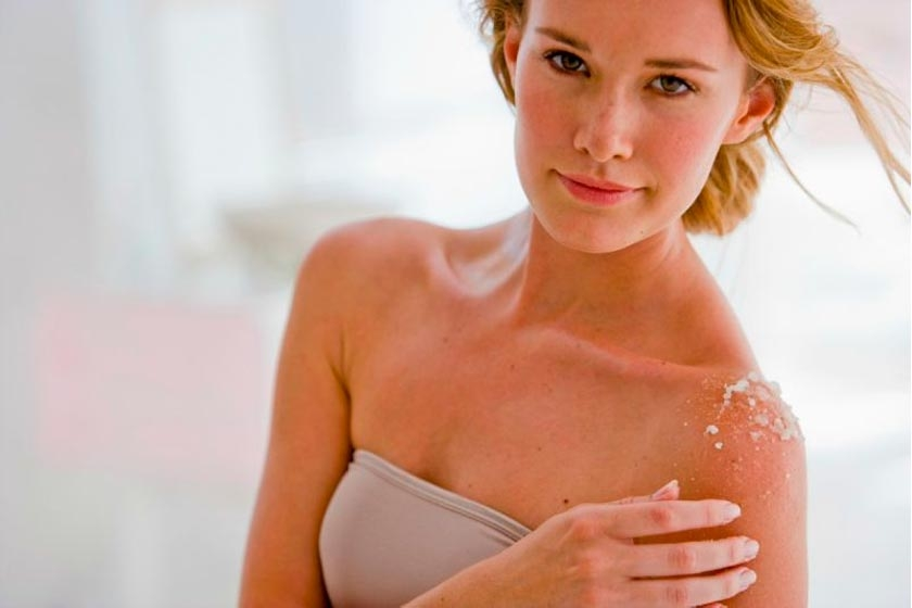 The Importance of Body Exfoliation!