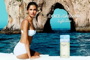 Light Blue – the iconic perfume by Dolce&Gabbana
