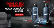 Cuidado máximo na hora de barbear...