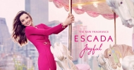 Joy of life with Escada Joyful