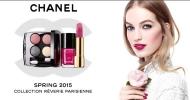 Coleção de Primavera da Chanel chegou...