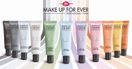 Find your primer with Make Up For Ever