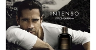 Colin Farrel for Dolce & Gabbana Intenso